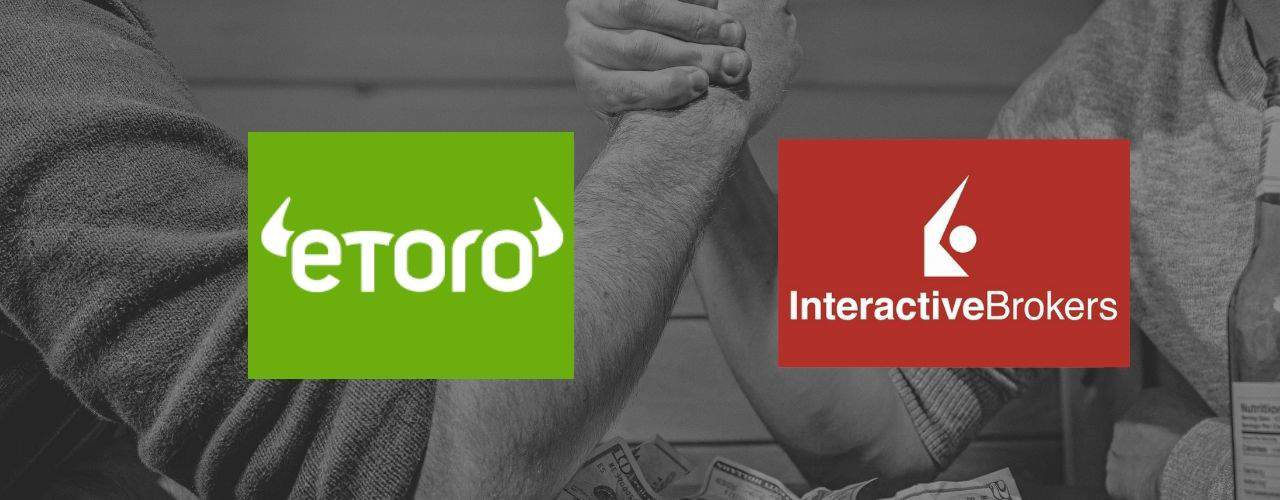 etoro vs interactive Brokers