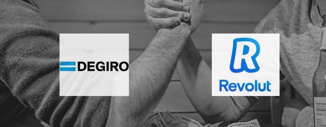 Degiro vs. Revolut: Which is the Best One