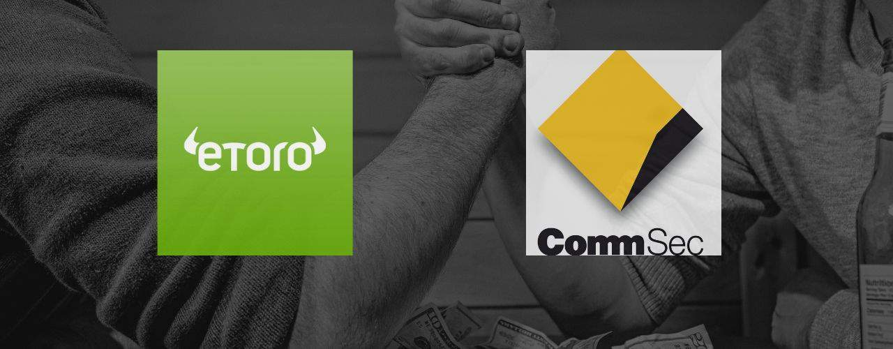 etoro Vs commsec