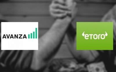 eToro vs. Avanza: Which Is The Better Online Broker?