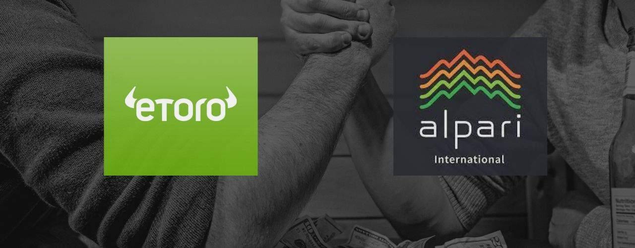eToro vs Alpari