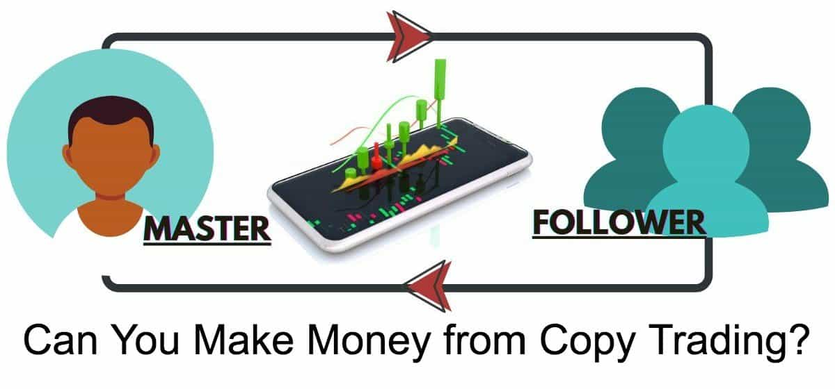can you make money from copy trading