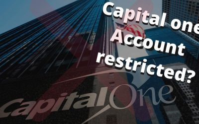 Why is my Capital One Account Restricted, and How do I Fix it? ✅