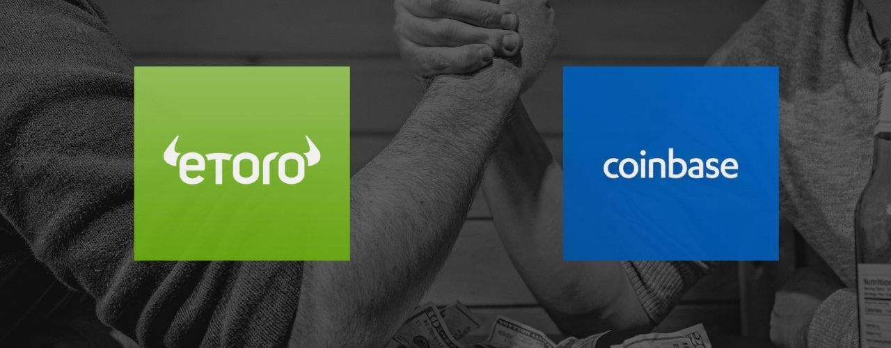 coinbase VS etoro