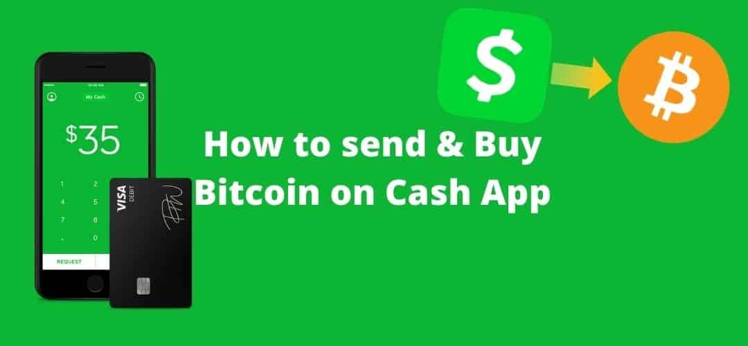 How to Buy and Send Bitcoin on Cash App | Step By Step