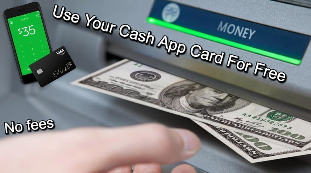 use Cash app card for free without fees