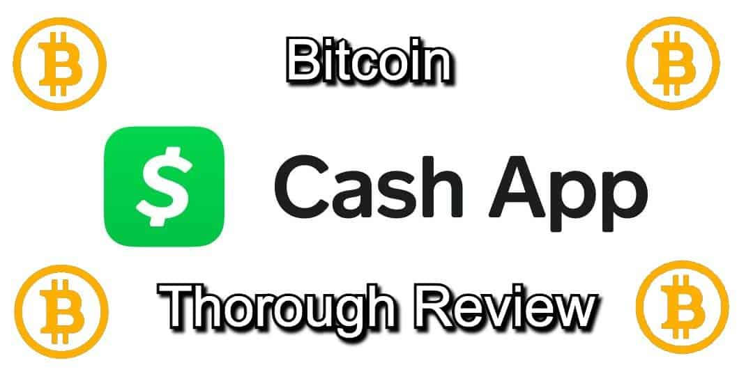 Cash app bitcoin review