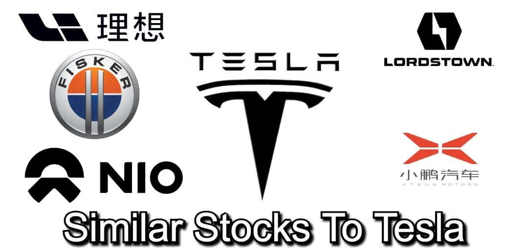 similar stocks to tesla