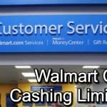 Walmart Check Cashing Limits and Fees | ✅ Don't Get Caught Out