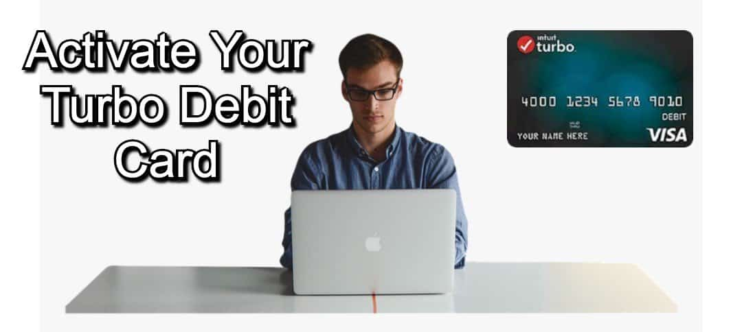 How to Activate a Turbo Debit Card so you can get on and use it ✅