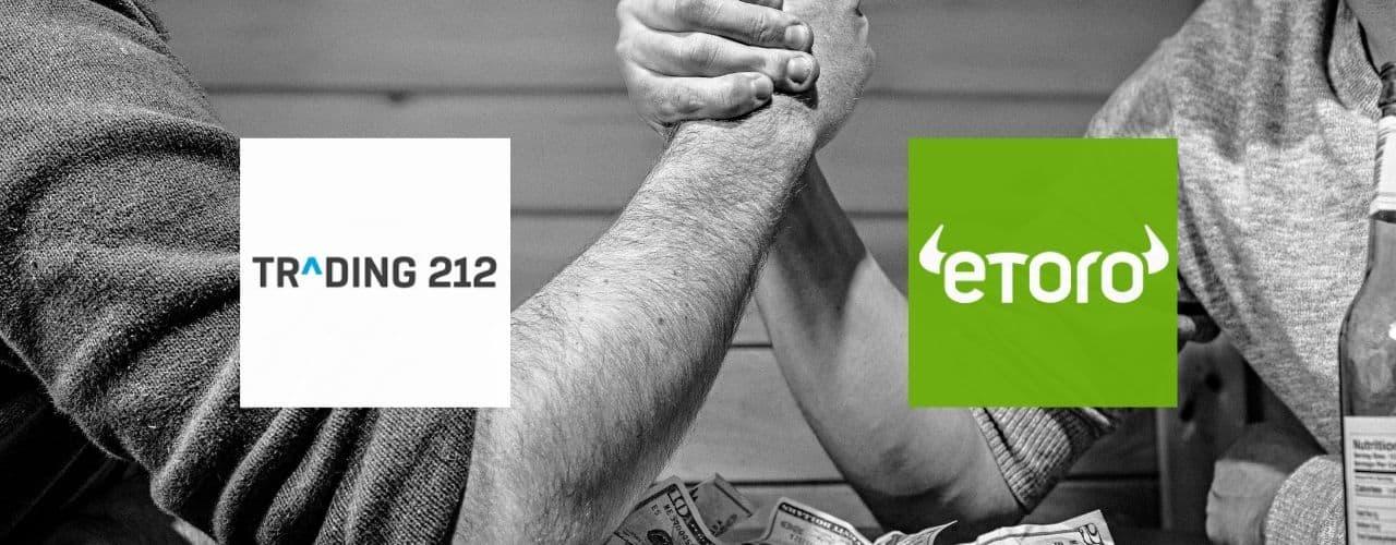 eToro vs Trading 212: Let's Decide Which Is Better