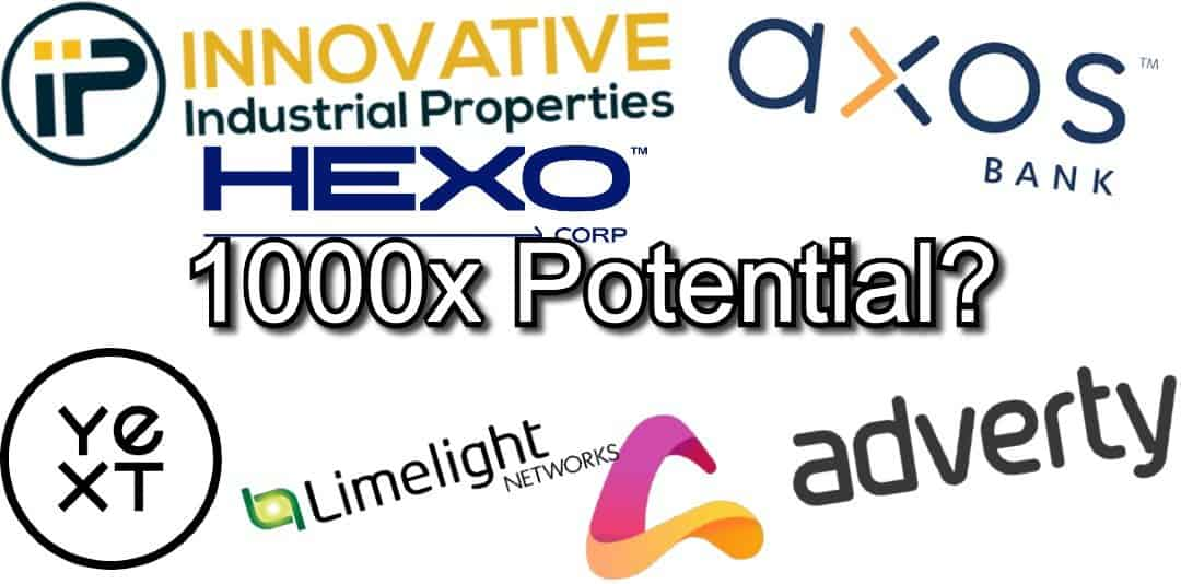 Stocks with 10x to 1000x potential | Where to invest now before they blow