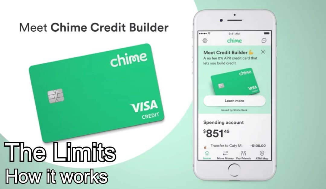 Chime credit builder card
