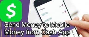 cash app to mobile money