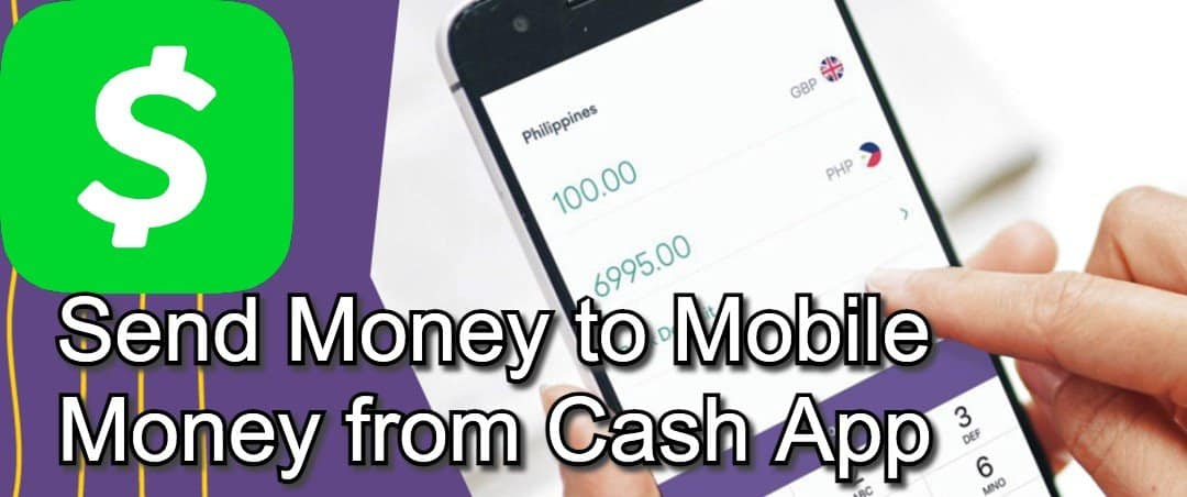 Send Money From Cash App to Mobile Money |✅ One Easy Process