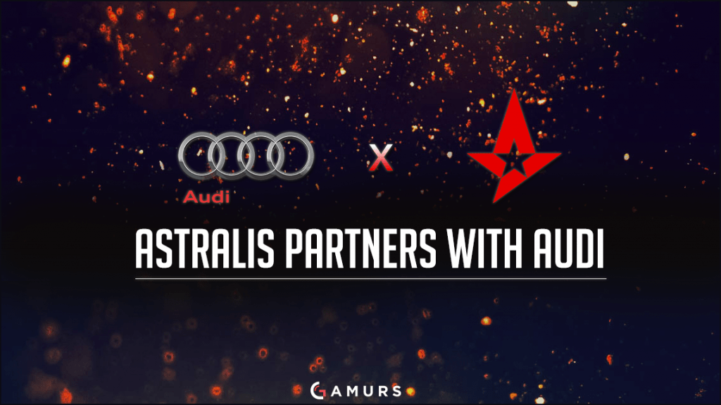 audi and astralis partnership