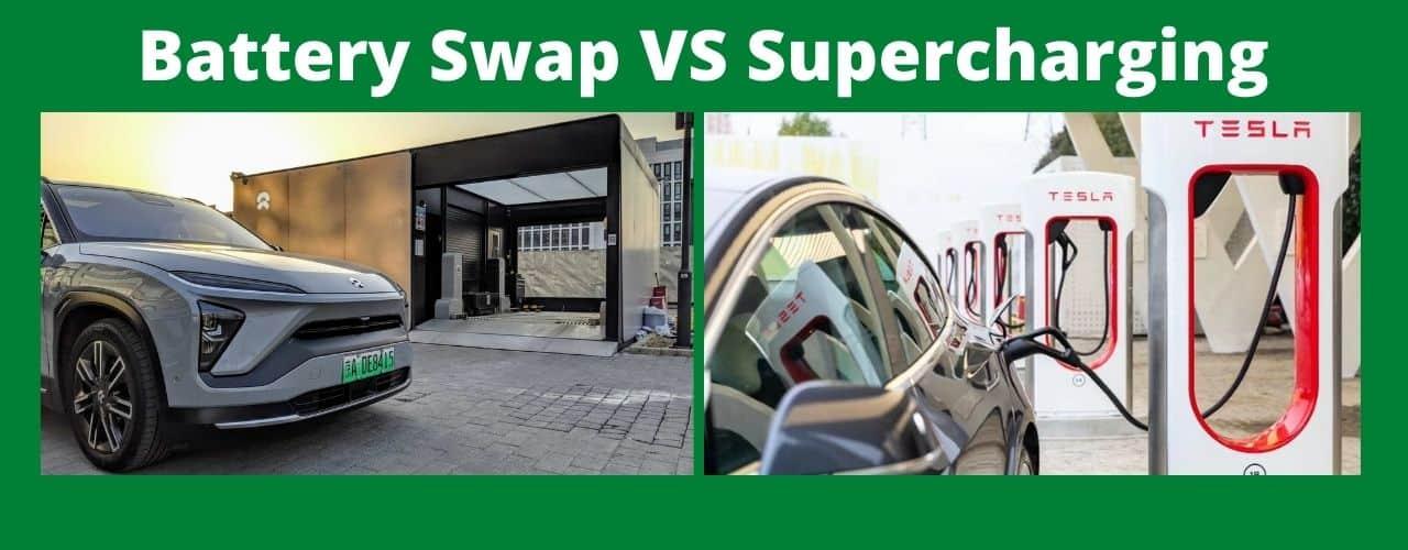NIO Power Swap vs. Tesla Supercharging: Ultimate EV Showdown