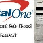 Why Has Capital One Closed my Checking Account for no Reason? ✅