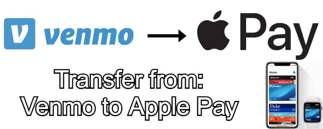 venmo to apple pay