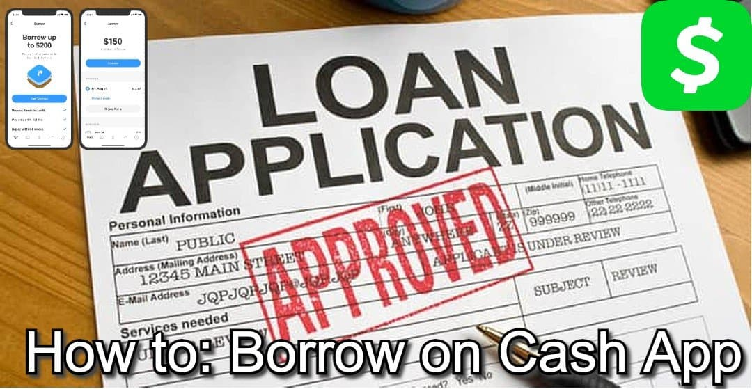 how to borrow from cash app