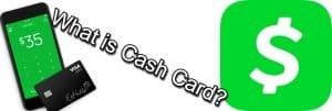 what is cash card on cash app
