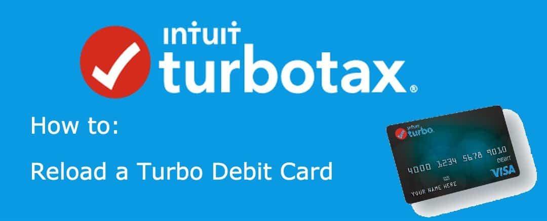 Reload a Turbo Debit Card