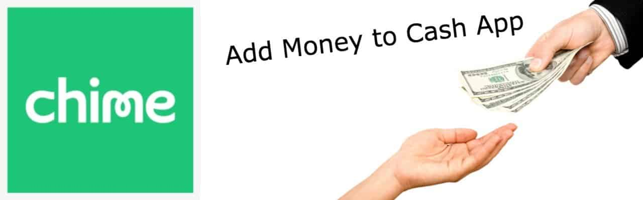 how to add money to cash app