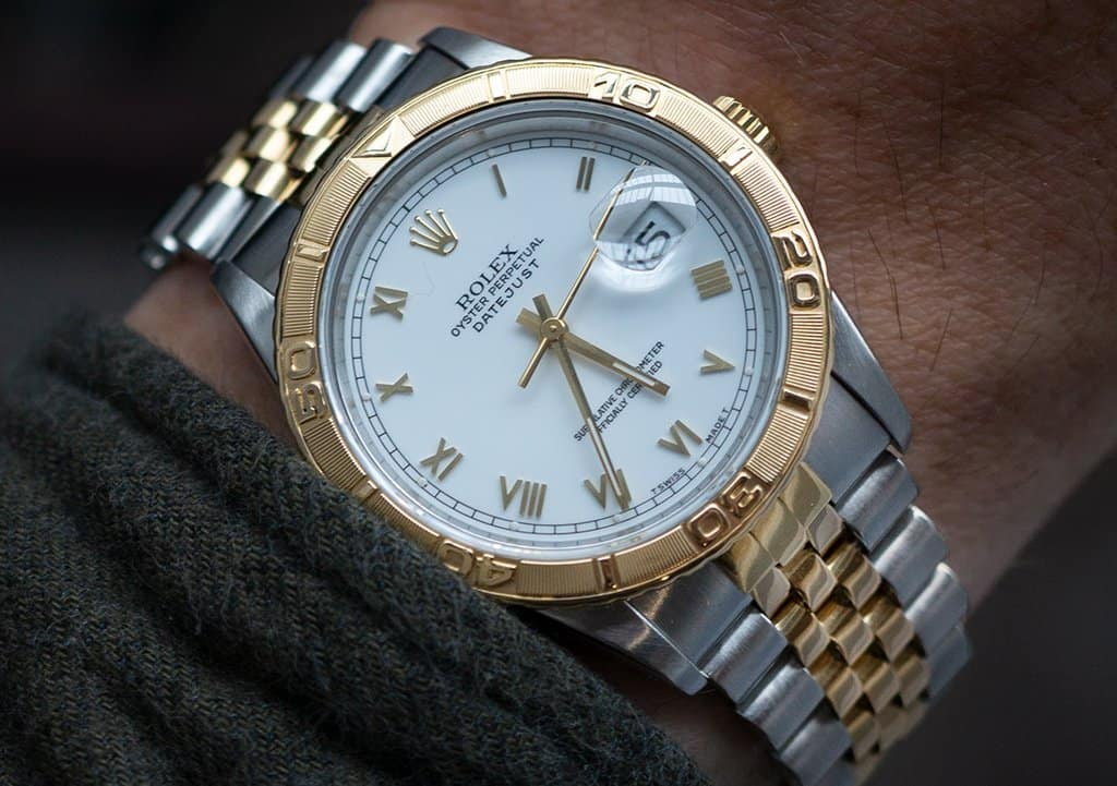 how to invest in rolex
