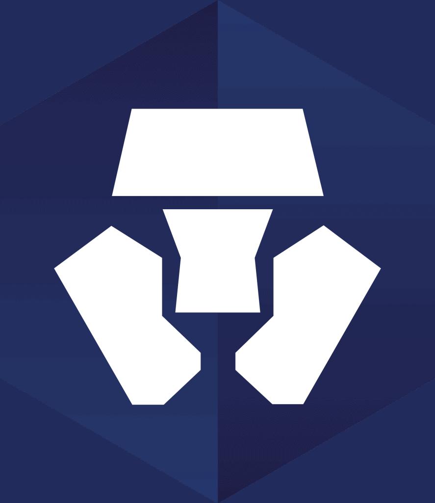 crypto.com logo transparent