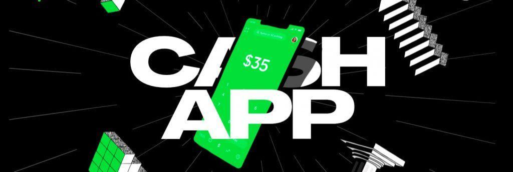 Cash app landing page