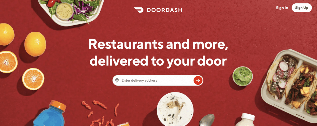 DoorDash Pickup