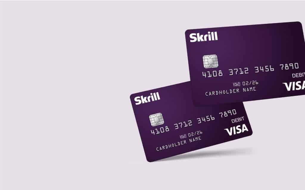 unverified Skrill account limits