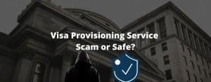 visa provisioning service