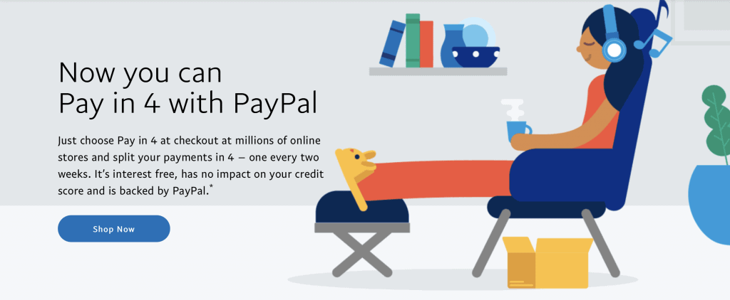 PayPal Pay in 4 Limit