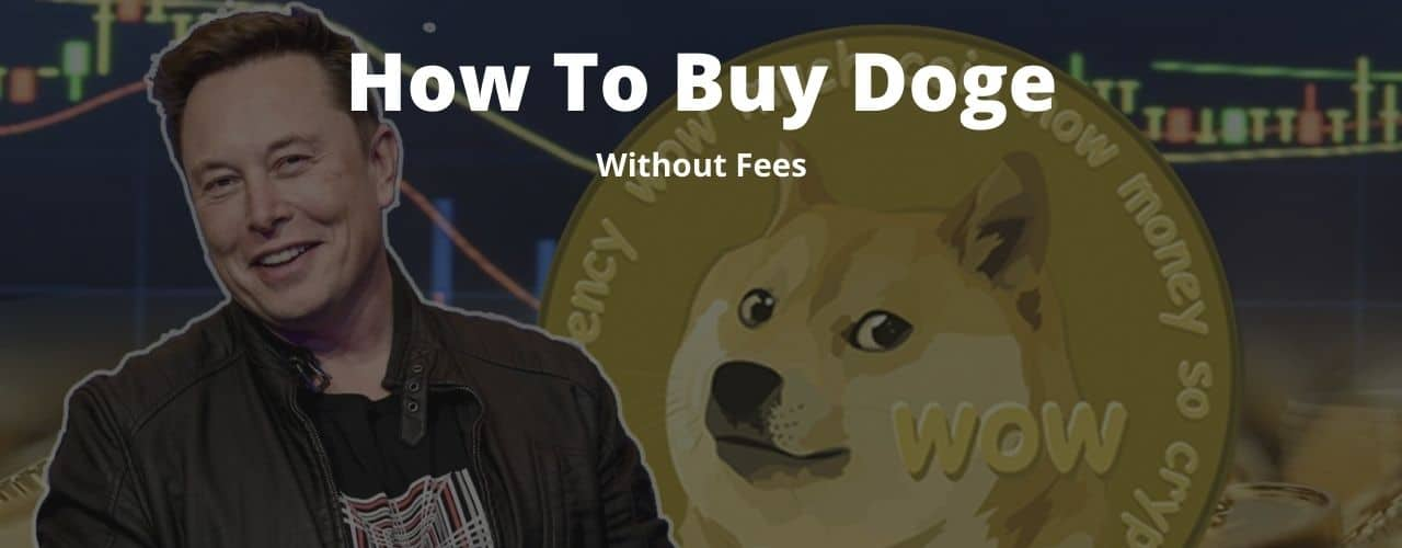 buy doge without fees