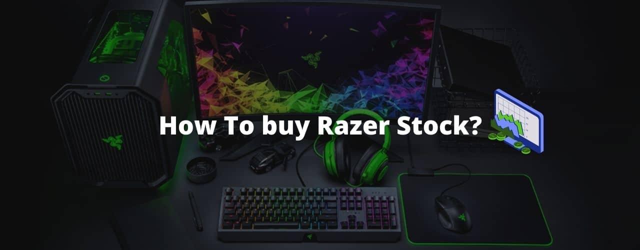 how to buy razer stock