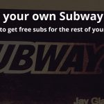 Subway Gold & Black Card: Would You Qualify for One?