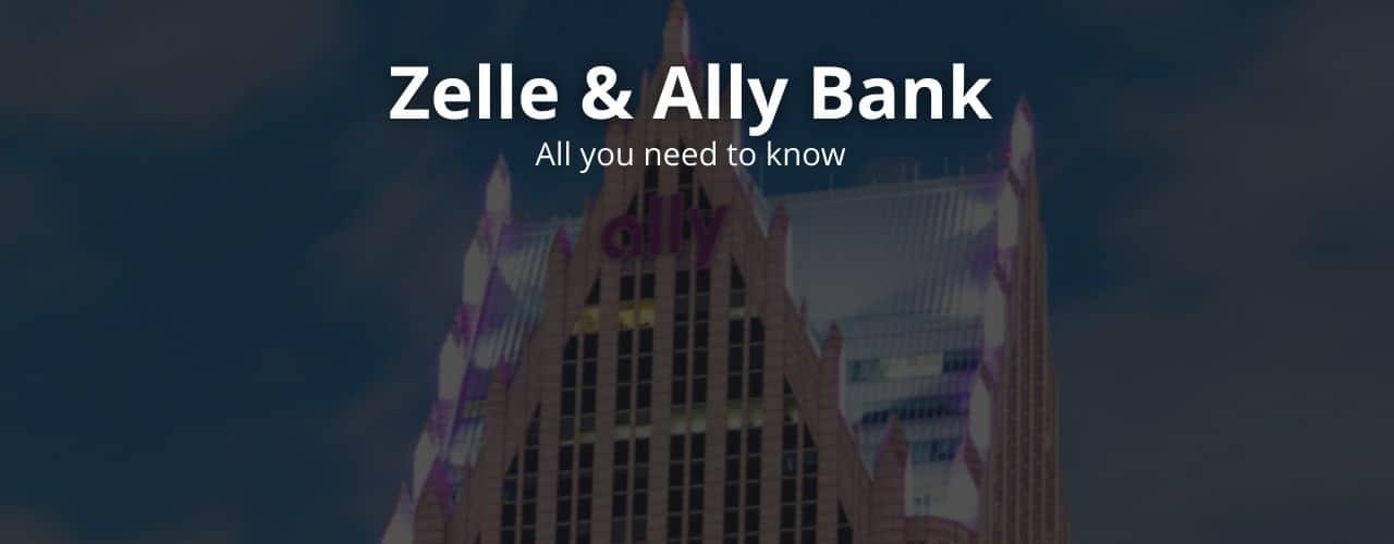 zelle ally bank limit