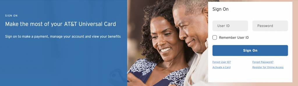 AT&T Universal Card