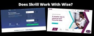 Wise to skrill, skrill to wise