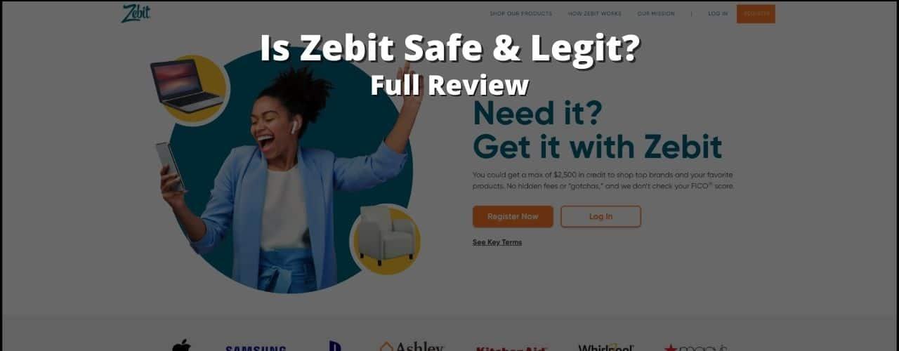 is Zebit safe