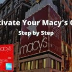 Activate Your Macy's Credit Card