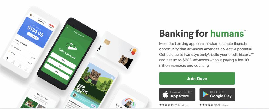 Alternatives to MoneyLion