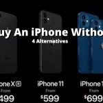How To Buy An iPhone Without Money