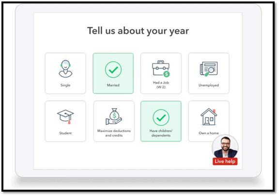 How do I Speak to a Live Person at TurboTax