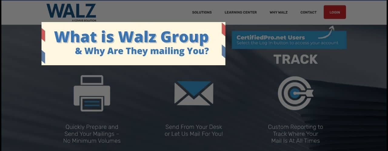 what is walz group