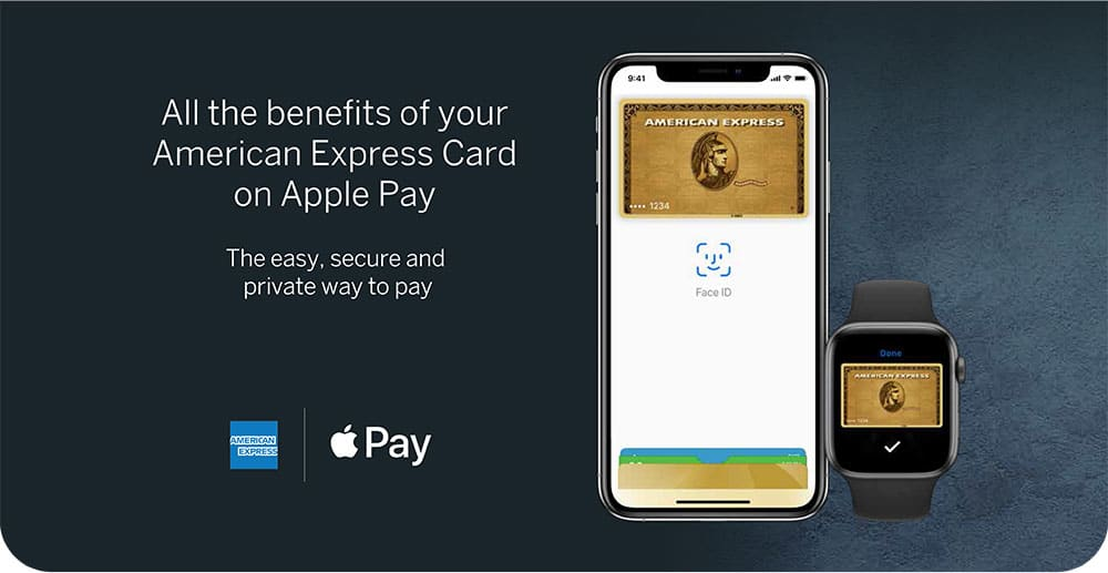 Amex Apple pay